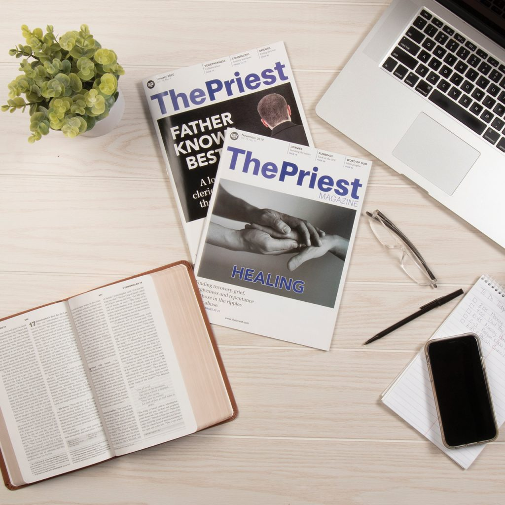 Learn more about The Priest