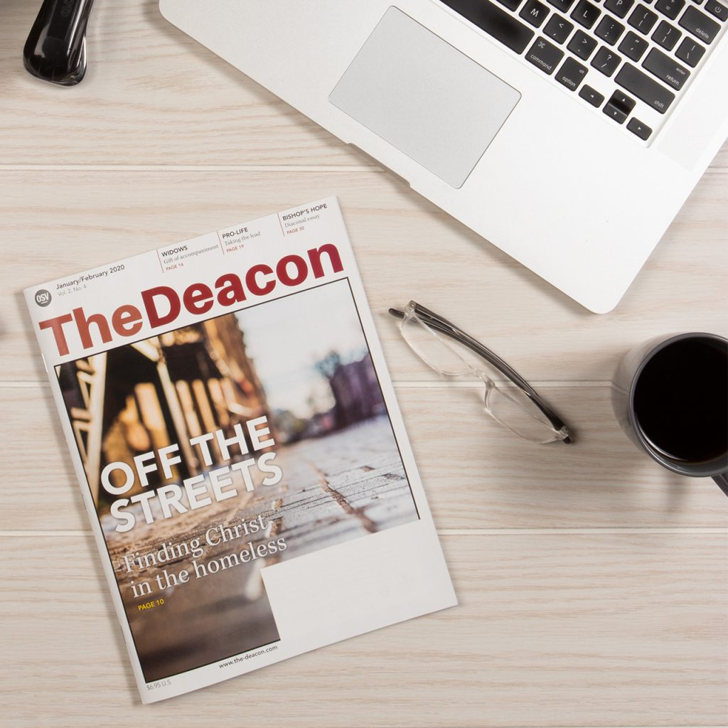 Learn more about The Deacon